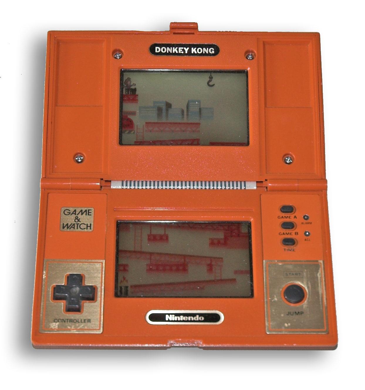 Todas las consolas de Nintendo