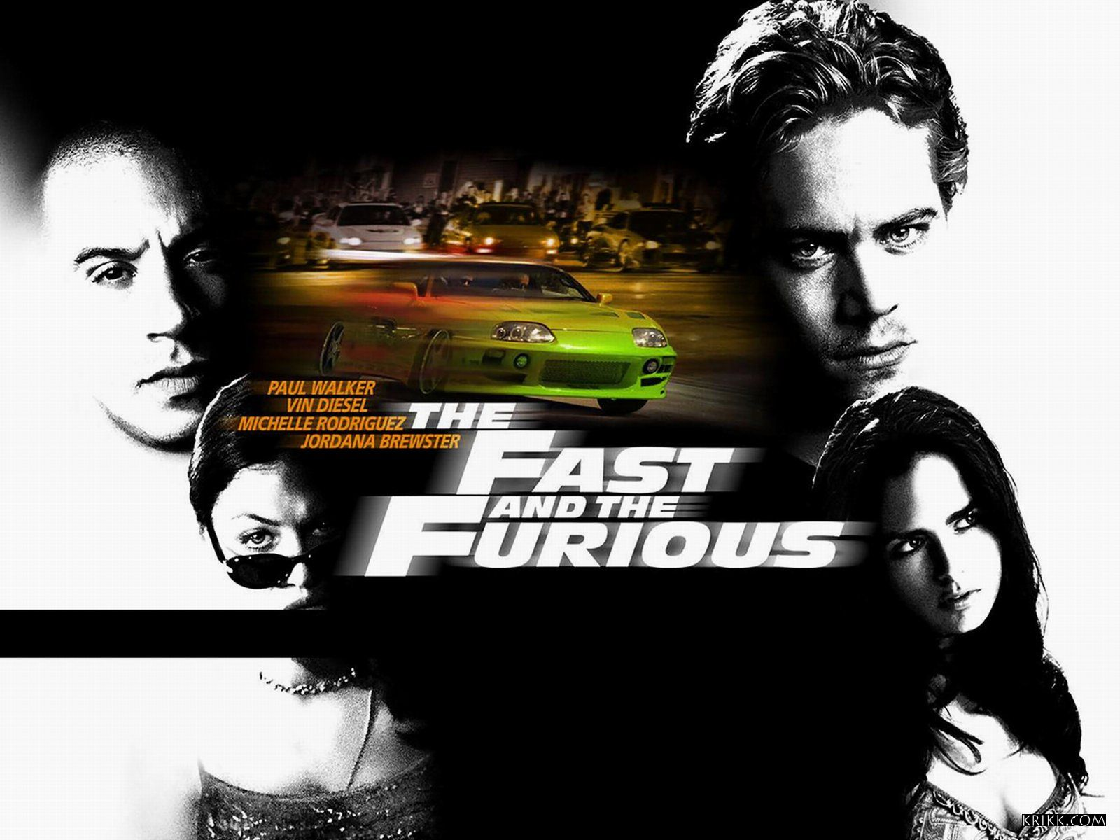 Fast And Furious 2001 Paul Walker Fast Five | Chi...